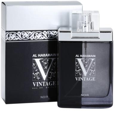 Al Haramain Vintage Noir eau de parfum unisex 1