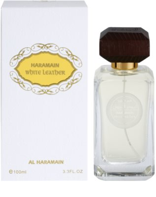 Al Haramain White Leather Eau de Parfum unisex