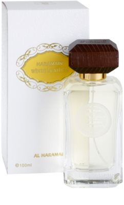 Al Haramain White Leather parfémovaná voda unisex 1