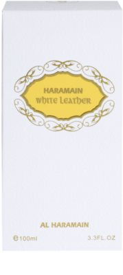 Al Haramain White Leather parfémovaná voda unisex 4