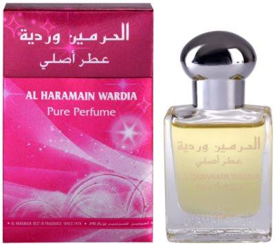 Al Haramain Wardia aceite perfumado para mujer