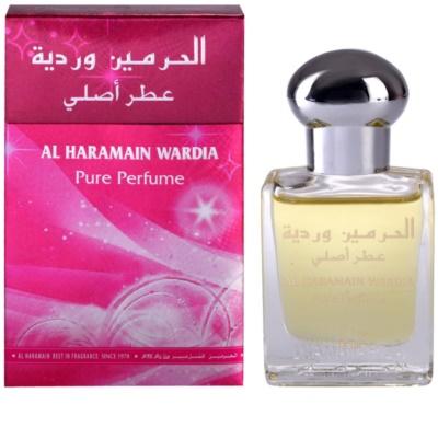 Al Haramain Wardia illatos olaj nőknek
