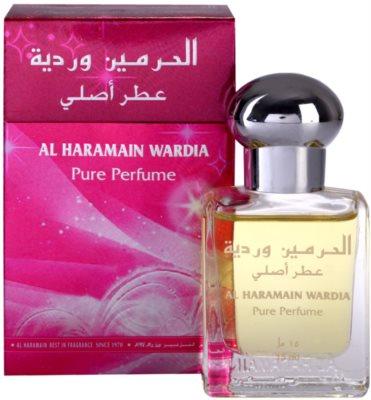 Al Haramain Wardia ulei parfumat pentru femei 1