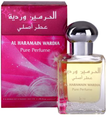 Al Haramain Wardia parfémovaný olej pro ženy 1