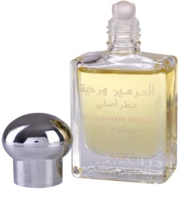 Al Haramain Wardia ulei parfumat pentru femei 3