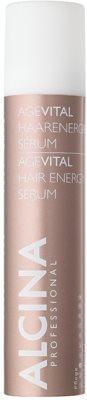 Alcina AgeVital energetické sérum pro barvené vlasy