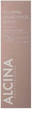 Alcina AgeVital energetické sérum pro barvené vlasy 2
