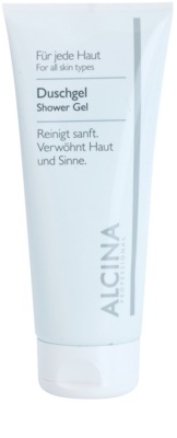 Alcina For All Skin Types gel de ducha con minerales
