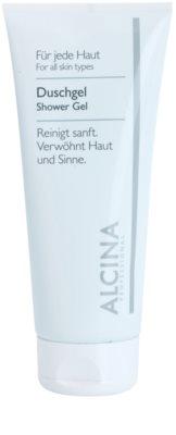 Alcina For All Skin Types gel za prhanje z minerali