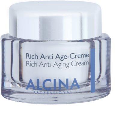 Alcina For Dry Skin creme nutritivo anti-idade de pele