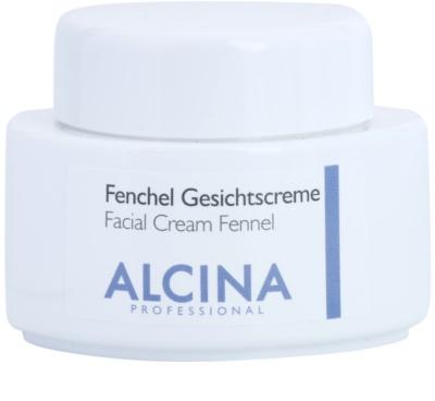 Alcina For Dry Skin Fenchel-Gesichtscreme zur Erneuerung der Hautoberfläche