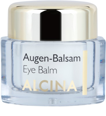 Alcina Effective Care bálsamo antirrugas para o contorno dos olhos