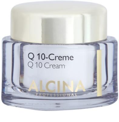 Alcina Effective Care крем за лице  с коензим Q 10