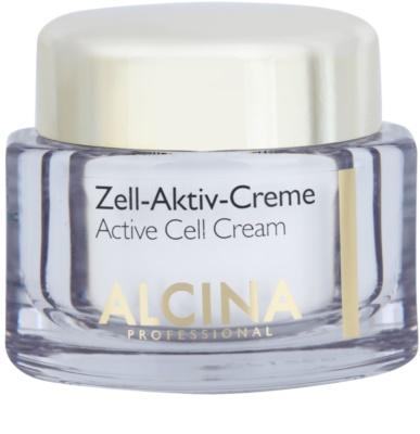Alcina Effective Care активний крем для зміцнення шкіри