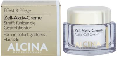 Alcina Effective Care активний крем для зміцнення шкіри 1