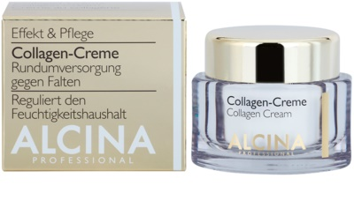 Alcina Effective Care creme facial com colagénio 1