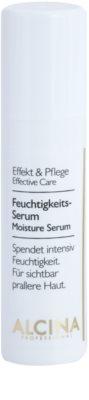 Alcina Effective Care feuchtigkeitsspendendes Serum für sichtbar festere Haut