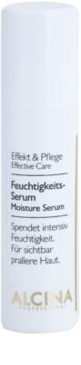 Alcina Effective Care hidratáló szérum a láthatóan feszesebb bőrért