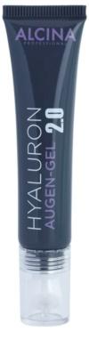 Alcina Hyaluron 2.0 gel za predel okoli oči z gladilnim učinkom