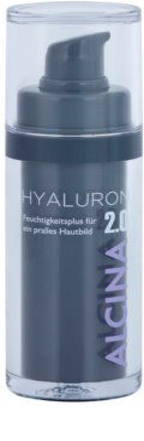 Alcina Hyaluron 2.0 arcgél kisimító hatással 4