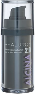 Alcina Hyaluron 2.0 arcgél kisimító hatással
