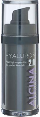 Alcina Hyaluron 2.0 żel do twarzy o działaniu wygładzającym