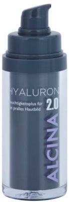 Alcina Hyaluron 2.0 żel do twarzy o działaniu wygładzającym 5