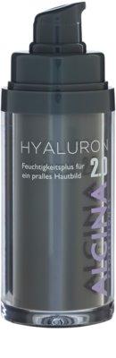 Alcina Hyaluron 2.0 żel do twarzy o działaniu wygładzającym 2