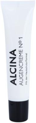 Alcina N°1 krem pod oczy o działaniu przeciwzmarszczkowym