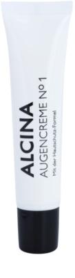 Alcina N°1 oční krém s protivráskovým účinkem