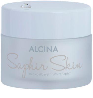 Alcina Saphir Skin крем за възстановяване кожата на лицето