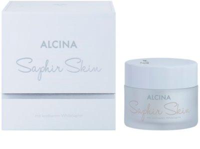 Alcina Saphir Skin crema pentru regenerarea pielii 2