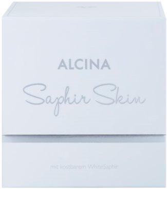 Alcina Saphir Skin crema pentru regenerarea pielii 3