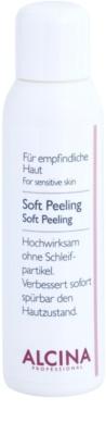Alcina For Sensitive Skin exfoliere enzimatica blanda