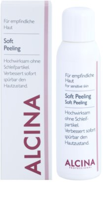Alcina For Sensitive Skin нежен ензимен пилинг 1