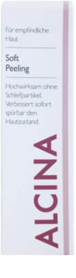 Alcina For Sensitive Skin exfoliante enzimático suave 2