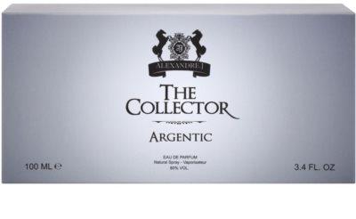 Alexandre.J The Collector: Argentic Eau De Parfum unisex 5