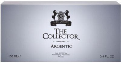 Alexandre.J The Collector: Argentic parfumska voda uniseks 5