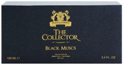 Alexandre.J The Collector: Black Muscs Eau De Parfum unisex 6