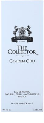 Alexandre.J The Collector: Golden Oud parfémovaná voda tester unisex 2