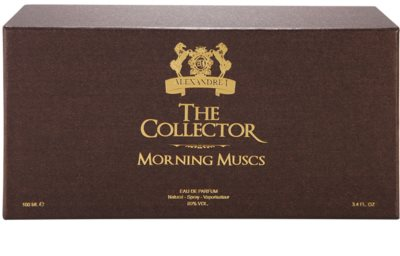 Alexandre.J The Collector: Morning Muscs Eau De Parfum unisex 6
