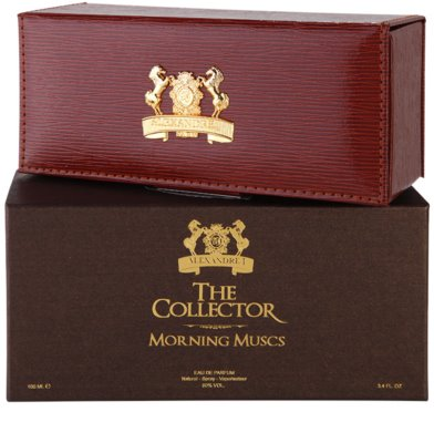 Alexandre.J The Collector: Morning Muscs Eau De Parfum unisex 5