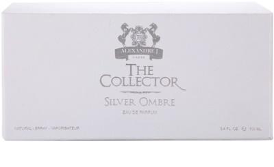 Alexandre.J Silver Ombre Eau de Parfum unisex 6