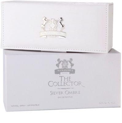 Alexandre.J Silver Ombre Eau de Parfum unisex 5