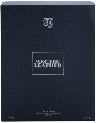 Alexandre.J Western Leather Black woda perfumowana dla mężczyzn 6