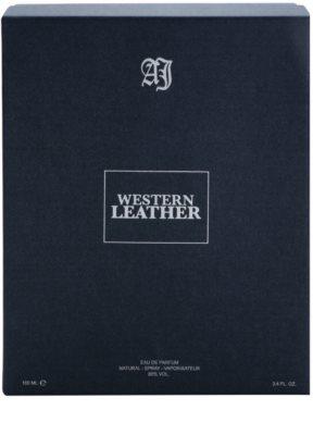 Alexandre.J Western Leather Black eau de parfum férfiaknak 6
