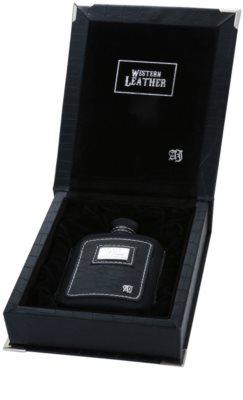 Alexandre.J Western Leather Black eau de parfum férfiaknak 5