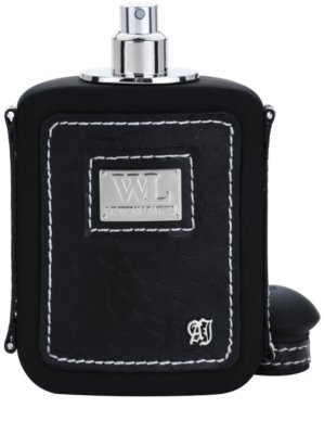 Alexandre.J Western Leather Black eau de parfum férfiaknak 3