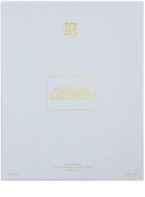 Alexandre.J Western Leather White Eau de Parfum para mulheres 5