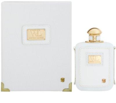Alexandre.J Western Leather White Eau de Parfum para mulheres